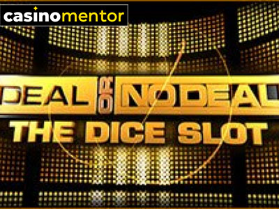 Deal or No Deal The Dice Slot